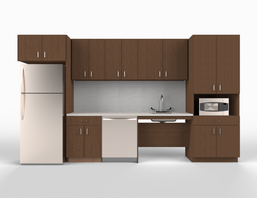 image of Commercial Cabinetry